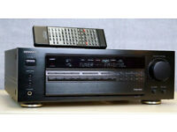 KENWOOD KR-V9030 AV STEREO RECEIVER + remote + instructions manual
