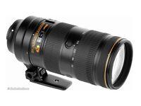 Nikon 70-200 f2.8 AF-S FL ED VR