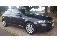AUDI A3 1.6 2008 ONLY 66605 MILES