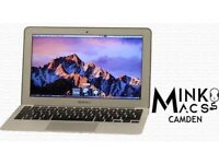11' APPLE MACBOOK AIR 1.7Ghz i5 8GB 500GB SSD Minko's Macs WARRANTY Charger Good Condition