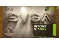 GTX 1060 EVGA 6gb Graphics Card - BRAND NEW