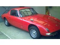 SOLD Lotus Elan +2