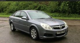 2008 Vauxhall Vectra 1.9 CDTi 150 BHP Design,Full Service History, P/X WELCOME