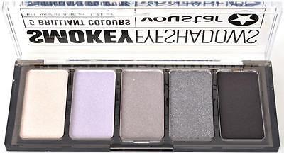 youstar Smokey Eyeshadow Palette - Schwarz, black / 5 Lidschatten, 5