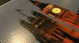 Big Ben Houses of Parliament London Fine Art Limited Edition Print/Photo 12/500