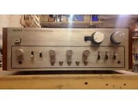 Vintage Sony TA-3650 Integrated Stereo Amplifier