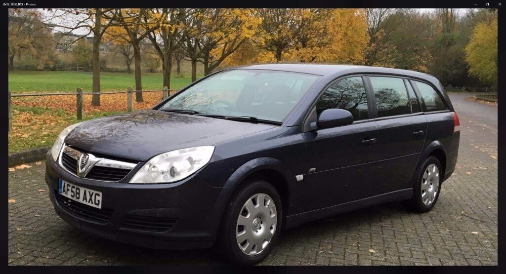 2008 Vauxhall Vectra 1.8 i VVT Life 5dr,Full Service History, P/X WELCOME