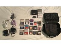 Gameboy advance SP and accessories