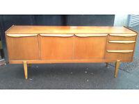 Beautiful retro vintage sideboard ?Teak
