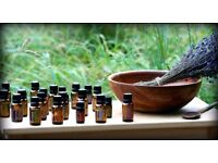 Essential Oils Sampling Class