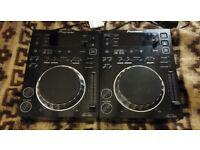 2 x Pioneer CDJ 350