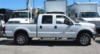 2014 Ford F-250 crewcab 4x4 diesel short box