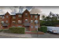 Furnished one bed flat on ground floor available in East Acton, Housing Benefit and DSS accepted.