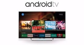 Sony 50 inch 3D Full HD Android TV AVAILABLE ONLY A FEW DAYS