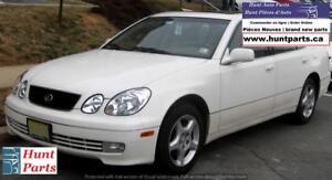 BRAND NEW OEM QUALITY PARTS PART PIECES NEUVES PIECE Lexus GS 300 GS300 1998 1999 2000 2001 2002 2003 2004 2005