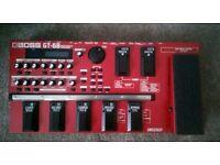 Boss GT-6B Bass effects unit