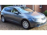 Seat Leon SE 1.4TSI (140PS) - 5d inc: Technology & Convenience Packs in Monsoon Grey