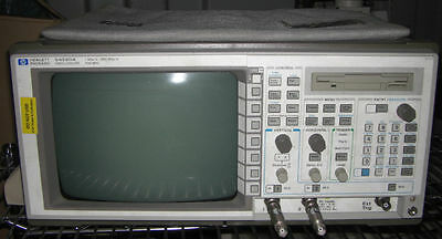 Hp 54520a Monochrome Digitizing Oscilloscope