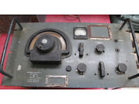 Vintage Radio R1132A WWII Comms Rx for restoration, or spares.