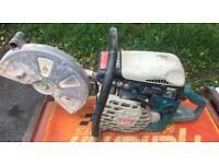 Makita 2 stroke petrol disc cutter