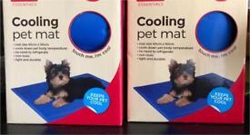 Cooling pet mat