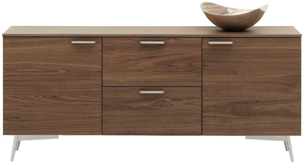 boconcept milano walnut veneer sideboard in edinburgh. Black Bedroom Furniture Sets. Home Design Ideas