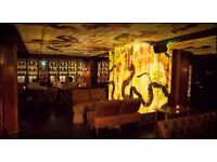 Award Winning Restaurant looking for *Bar Manager* - Competitive Salary