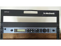 TC Helicon Voice Works Vocal Reverb Harmony Rack Unit