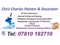 Chris Charles Painter & Decorator