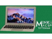 "11.4"" Apple MacBook Air 1.4Ghz 2GB Ram 64GB Solid State Drive OSX El Capitan Microsoft Office 2016"