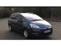 2010 Citroen Grand C4 Picassoedit 1.6 HDi Exclusive 5dr,Full Service History, P/X WELCOME