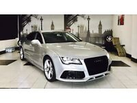 🎈SOLD SOLD SOLD🎈★AUDI A7 SPORTBACK 3.0 TDI 204 QUATTRO★RS7 STYLE UPGRADE KIT★KWIKI AUTOS★