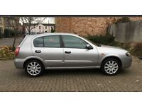 2005 Nissan Almera edit 1.5 SE 5dr,Full Service History, P/X WELCOME