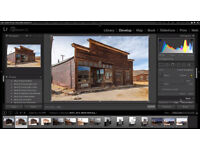 ADOBE LIGHTROOM 6.8 MAC or PC
