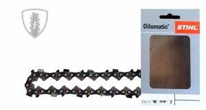 Stihl Sägekette  für Motorsäge STIHL E10 Schwert 30 cm 3/8 1,3