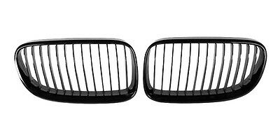 Original BMW PERFORMANCE Ziergitter Nieren E92 E93 LCI FACELIFT schwarz black