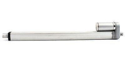 24 Inch Premium Heavy Duty Linear Actuator 5mms 350lbs Lift 12v La-03-24
