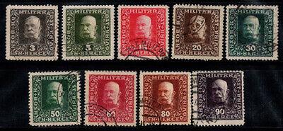 Bosnia and Herzegovina 1916 Used 100% Franz Joseph I
