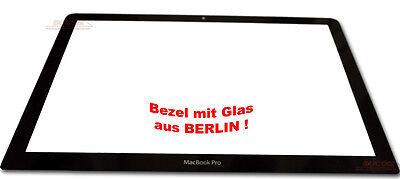 Lcd Display Bezel (Macbook Pro A1278 LCD Display Screen Bezel Glass Front Window Scheibe mit Kleber)
