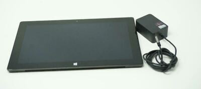 Microsoft Surface RT 32GB Model 1516 WiFi Black Tablet Very Good Condition