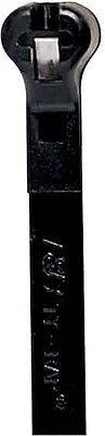 Thomas & Betts Ty-Rap TY525MX 7.31 Inches 50lb BLACK UV 100/BAG MS3367-1-0