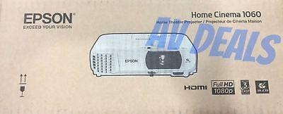 Epson PowerLite Home Cinema HC1060 FHD 1080p projector (HC 1060) (HC-1060)