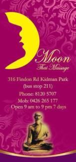 D Moon Thai massage Kidman Park Charles Sturt Area Preview