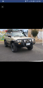Nissan patrol 2004 st 3.0l turbo diesel direct injection Eden Park Whittlesea Area Preview
