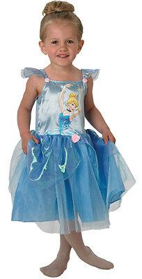 Cinderella Ballerina Kleid Disney Original Kinderkostüm