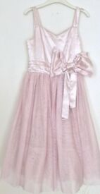 Girls party dress by next. 11 yrs