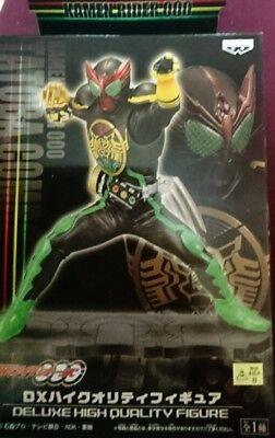 Kamen Rider 000 Tatoba Combo Banpresto Deluxe High Quality Figure
