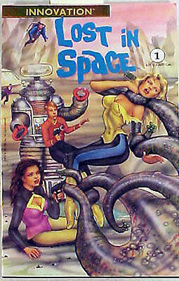 Lost in Space Comic Book Set of 12- Innovation 1990s #1-11 & Annual #1- NMint