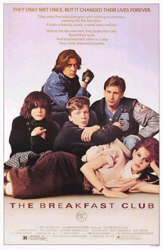 The Breakfast Club Motion Picture Screenplay