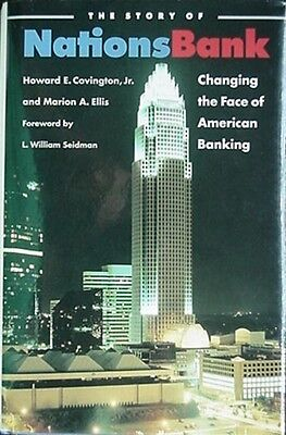 NATIONSBANK HISTORY, 1993 BOOK